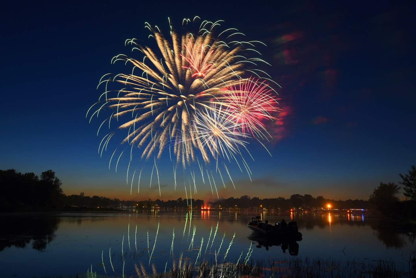 Fireworks On The River - Fort Brewerton/Greater Oneida Lake